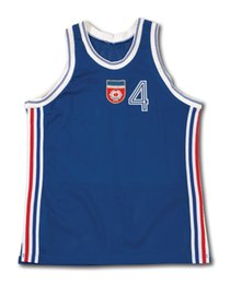 Chinese DRAZEN PETROVIC YUGOSLAVIA FIBA Retro Classic Basketball Jersey Mens  Embroidery Stitched Custom any Number and a68e86775