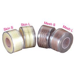 cinta adhesiva para párpados Rebajas Chica Natural Invisible Rollo 300 Pares Adhesivo Eye Lift Tape Sticker Doble Cinta de Párpados Maquillaje Herramientas de Belleza # 73170