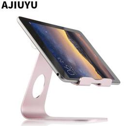 Планшетный стенд держатель стент для Lenovo MIIX 310 320 300 4 5 про Miix 700 720 кронштейн настольный дисплей алюминиевый корпус от
