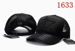 Wholesale Strap Backs Hats - 2018 fashion AX hats Brand Hundreds Tha Alumni Strap Back Cap men women bone snapback Adjustable panel Casquette golf sport baseball Cap