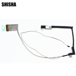 wholesale lvds cable Coupons - 100pcs lot Shisha Brand New laptop Models LVDS LCD Screen cable for ASUS X450 X450JF X450VC A450 F450C Y481C