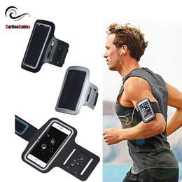 Canada Haut Brassards Noirs Etanche Gym pour Xiaomi Redmi S2 4X 4A A1 5A Mi6 Mi 2 3 4 5 6 Plus Mix Max Mix2 Note Bras Band 2 3 cheap black armband case Offre
