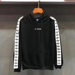 Wholesale Clothing Thin Women - Good adid Hoodies Hoodies Men Women Brand Clothing Religious Outerwear Coats Hip Hop Skateboard PALACE VLONE Male Hooded Sweatshirts