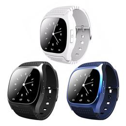 3d262073f9e M26 bluetooth smart watch multifuncional wearable sincronização inteligente  relógios para apple iphone samsung android telefone smartwatch