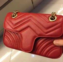 Wholesale cell phone bag pattern free - Free shipping 2018 new handbag cross pattern synthetic leather shell bag chain Bag Shoulder Messenger Bag Small fashionista