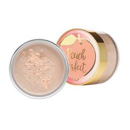 2018 Make Up Peach Perfect Matifiant Cadre Poudre / Pêches et Crème Collection Réglage Poudre 35g livraison gratuite ? partir de fabricateur