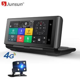 "Wholesale parking car android - Junsun E29 Pro 4G Car DVR Camera GPS 6.86"" Android 5.1 FHD 1080P WIFI Video Recorder Dash cam Registrar Parking Monitoring"