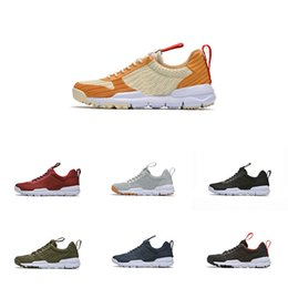 Wholesale Canvas Fabric Yard - Run Shoes Unisex Tom Sachs X Craft Mars Yard 2.0 TS Nasa Running Shoes For Men Sneakers Breathable Sport Shoes Zapatillas Vintage With Box