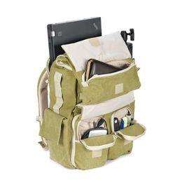 Wholesale NG5160 Hommes et femmes casual SLR sac sac à dos numérique étanche en toile sac pour appareil photo Laptop NG