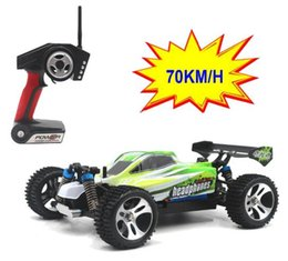Wholesale Rc Cars Off Road - 70KM H New Arrival 1:18 4WD RC Car JJRC A959 Updated Version A959-B 2.4G Radio Control Truck RC Buggy Highspeed Off-Road A979