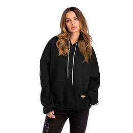 6db0c5e912e 2018 Autumn Winter women Hoodies Batwing Sleeve Hooded Pullover Add Wool  Upset Sweatshirt Women Large Size Clothes