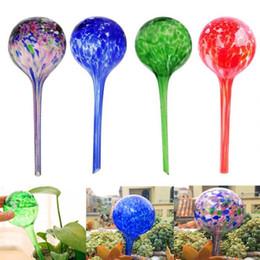 Équipement de l'arrosage des plantes de contrôle automatique pratique L'arrosage des ampoules de verre Outil décoratif de jardinage de plantes d'appartement de jardin ? partir de fabricateur