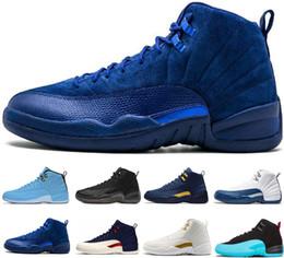 buy online af366 04db7 college athletisch Rabatt Heißer verkauf Gamma Blau 12 Basketball Schuhe 12  s Tief Royal College Navy