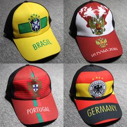 Copa do mundo 2018 Caps Inglaterra FIFA Algodão Tampão Ajustável Fãs de  Futebol Chapéus Chapéus De Beisebol Dos Homens Designer de Moda chapéu boné  de ... c9ee6922bb3