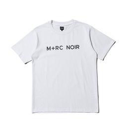 Wholesale Leopard Print Men Shirt - 2018 Summer Style Places+Faces M+RC NOIR Printed Women Men T shirts tee Hiphop Streetwear Men Cotton Short Sleeve T shirt