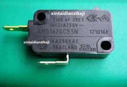 2019 reisebegrenzte schalter 10 Stücke AM51620C53N AM51620C53N-A 250 V 16A Endschalter Brand new original authentisch Mikroschalter Schaltungsschutzschalter