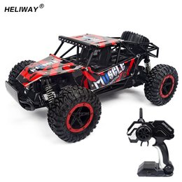 Wholesale Toy Car Motor Rc - HELIWAY RC Car 1:16 High Speed SUV Drift Motors Drive Buggy Car Remote Control Radio Controlled Machine Off-Road Cars Toys