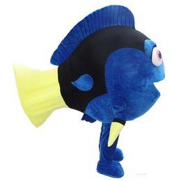Wholesale Fishing Mascots - 2018 new fish Mascot Costume Christmas Mascot Costume Free Shipping