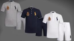 Wholesale Cotton Shirts Cheap - RIPNDIP VETEMENT discounted Polo Shirt men Short Sleeve T shirt Brand London New York Chicago polo shirt men Dropship Cheap High Quality