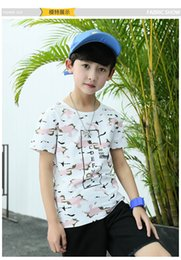 Wholesale Shorts For Children - 2018 hot sale,free shipping kid shirt and client make ,children tshirt for group member codeMLA