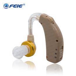 Şarj edilebilir İşitme BTE İşitme yaşlılar için İşitme Kaybı Ses Amplifikatör ücretsiz kargo tıbbi cihaz ve aletleri C-108 nereden