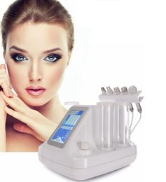 Wholesale Dermabrasion Rf - New products 5 in 1 Hydra Dermabrasion RF Bio-lifting Spa Facial Machine   Hydro Microdermabrasion Facial Machine  water Dermabrasion