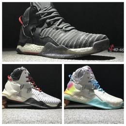 062478df06ac Discount basketball sneakers derrick rose - New Men Basketball Shoes Derrick  Rose 7 Sports Shoes Black