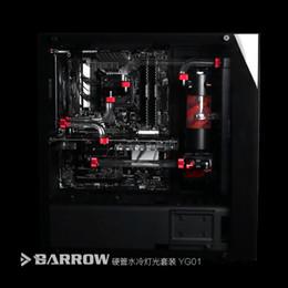 Barrow NZXT S340 Elite, tarjeta de video independiente, host, tubo duro, enfriamiento de agua, iluminación, solución completa P / N: NZ-YG01 desde fabricantes