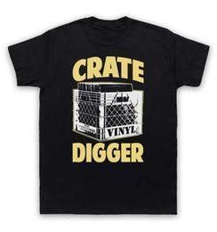 Wholesale White Vinyl Letters - Crate Digger T Shirt Vinyl Junkie