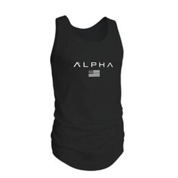 2021 mens apertado tanque colete topos New Men Summer Gyms Fitness Bodybuilding Tank Top Moda Mens Crossfit Roupas Apertado Respirável Sleeveless Shirts Colete