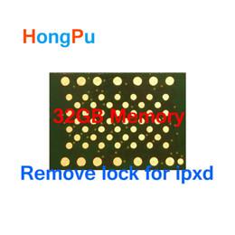 nota del kit de reparación Rebajas 32 GB para iPad 2 3 4 mini 1 Disco duro Disco de memoria flash NAND HDD Programado con Remove Unlock iCloud número de serie