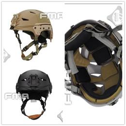 2019 maschera nera tattica 2017 NUOVO FMA Bump EXFIL Lite Tactical Helmet Tan nero spedizione gratuita maschere per feste maschera nera tattica economici