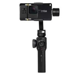 Gopro kardanischen online-TUYU Stabilisator Adapter Schalter Montageplatte für Smooth 4 GoPro Hero 6/5 Handheld Zubehör DJI osmo Smooth Q Smartphone Gimbal