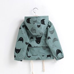 Wholesale boys batman tops - Boys Batman Cartoon Jacket Children Long Sleeve Zipper Coats Girls Cotton Hoodies Tops Kids Mask Outerware Autumn Winter Clothes