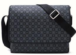 Canada 2019 nouveaux messieurs de la mode classique sacs à bandoulière cross body bag cartable scolaire devrait 41213 avec le sac à poussière Offre