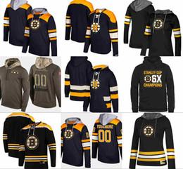 Boston Bruins hoodies Bobby Orr Torey Krug Cam Neely Zdeno Chara Tuukka  Rask Brad Marchand David Pastrnak Hockey Jersey Sweatshirt stitched 4420800e2