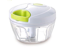 Wholesale Manual Pull - Manual Vegetable Fruit Chopper Hand Pull Food Chopper Onion Nuts Grinder Portable Kitchen Accessories Portable Mincer