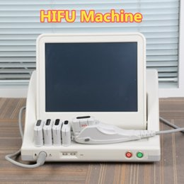Wholesale Furniture Packages - Factory price! hifu machine ultrasound body slimming machine face lift professional ultrasound machine spa salon furniture package