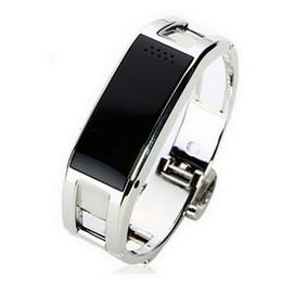 bluetooth armbänder armbänder Rabatt D8 Bluetooth Smart Band Uhr Armband Smartband Armband Sync Telefon Anruf Schrittzähler Anti-verlorene Armbanduhr für Samsung iPhone 7