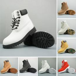 Timberland boots 36-45 2019 ACE Original Brand Stivali Donna Uomo Designer Sport Rosso Bianco Camo Winter Sneakers Casual Scarpe da ginnastica Uomo Donna Luxury Boot Boot cheap mens camo boots da stivali mamma di camo fornitori
