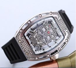 Wholesale mens black diamond jewelry - luxury watch WristWatch AAA Watches watches mens wristwatches with diamond high quality top brand men wristwatch