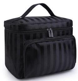 Canada Vente chaude de haute qualité qualité hommes voyageant trousse de toilette design de mode sac de lavage pour femmes grande capacité sacs à cosmétiques maquillage trousse de toilette Pochette Offre