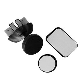 Wholesale Iphone Gps Cradle - 360 Magnetic Car CD Dash Slot Mount Holder Cradle for iPhone Cell Phone GPS LG