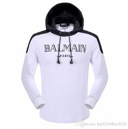 Wholesale White Sweater Coat Women - Causal Men's Hoodies Sweatshirt Famous Brand Designer Pullover Men Sportwear Mens Coat Jogger Running Sport Sweater Sweatshirts Good Qualit