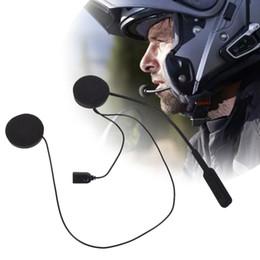 2018 шлемофон наушников bluetooth Vehemo Communication Открытый наушник Беспроводная Bluetooth-гарнитура Bluetooth 4.0 5V Smart Helmet Headphone Riding Портативный автомобиль дешево шлемофон наушников bluetooth