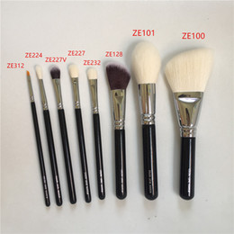 Creme wange online-ZE 100 Luxe Face Finish 101 Definer 128 Creme Wange 232 Eye Shader 227 / 227V Lidschatten 224 Falte 312 Liner Beauty Make-up Blending Brushes