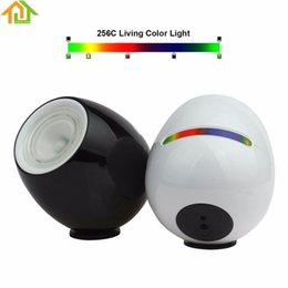 Wholesale 256 Led Light - Black   White 256 Living Color LED Mood Light Touch Scroll Bar