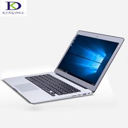 i3 laptop cpu Desconto Kingdel Recentes Core i3 5005U CPU 13.3 Polegada Teclado Retroiluminado Ultrabook Computador Portátil max 8 GB de RAM 512G SSD Webcam Wifi Bluetooth