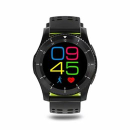 Wholesale heart rate pulse calorie watch - GS8 Smart Watch Step Calorie Heart Rate Monitor Blood Pressure Smartwatch SIM Card Slot Message Notify For Android IOS Phone Watch