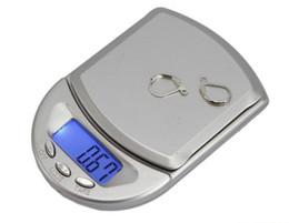 alimentos dietéticos Desconto Digital Diamante Escala Mini LCD Bolso Jóias de Ouro Gram, 500g / 0.1g 100g / 0.01 200g / 0.01 EUA ESTOQUE Normalmente navios no mesmo dia
